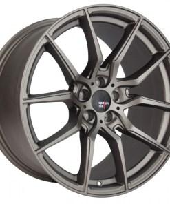 R716 R716 18X8.5 5X100 Noble Grey