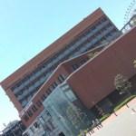 JICA横浜 テラス