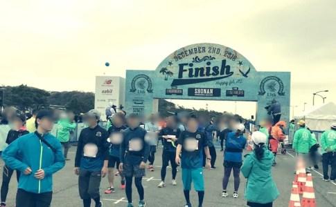 湘南国際マラソンのフルマラソンレポート