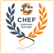 US East is a certified Chef Partner