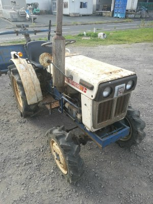 SATOH ST1510D 700097 used compact tractor |KHS japan