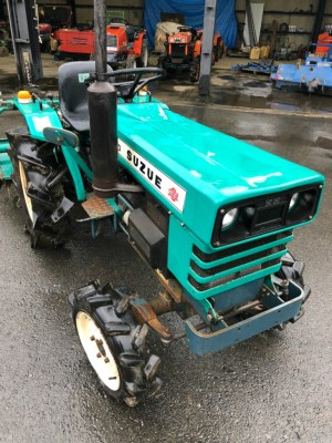 SUZUE M1302D 32024 used compact tractor |KHS japan