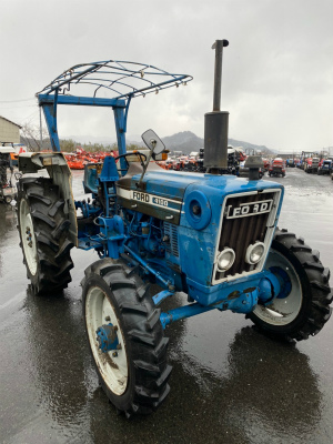 FORD Ford4100 B383592 used compact tractor  KHS japan