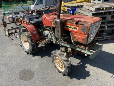 YANMAR YM1401D 91104 used compact tractor |KHS japan