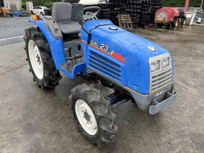 TF23F 000122 japanese used compact tractor |KHS japan