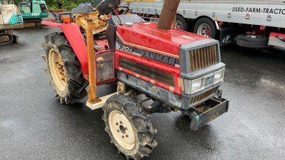 F20D 05817 japanese used compact tractor |KHS japan