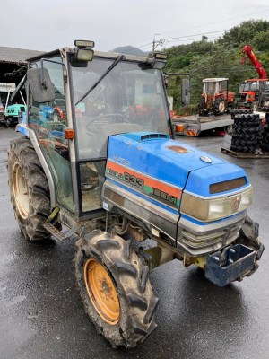 TG333F 002117 japanese used compact tractor |KHS japan