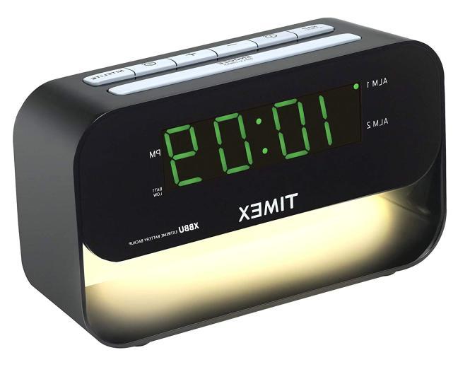 Timex Alarm Clock For 39 Ads