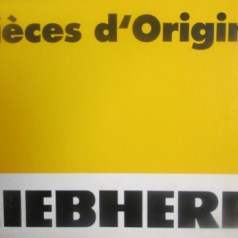 LIEBHERR ORIGINAL PART IN STOCK AT USEDAREUS.COM