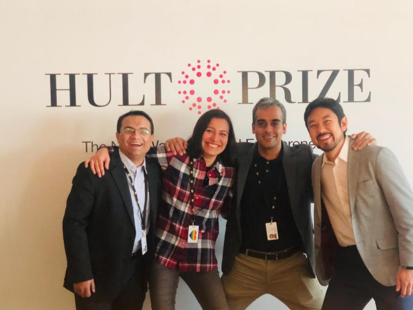 hult prize youth unemployment