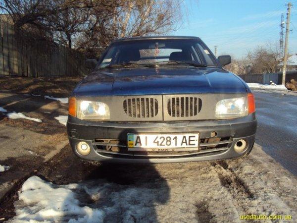 Продажа 1991 Москвич 2141 в Киеве - Седан. Купить Седан ...