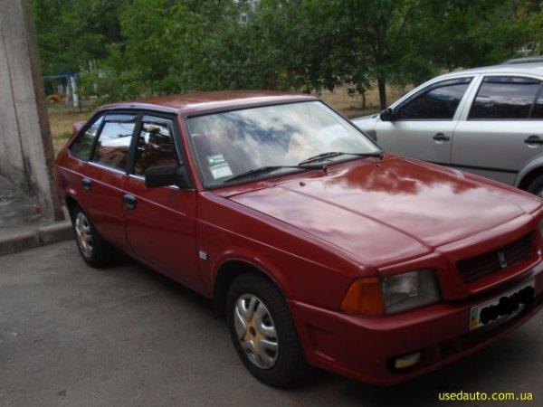 Продажа 1992 Москвич 2141 в Киеве - Хэтчбек. Купить ...