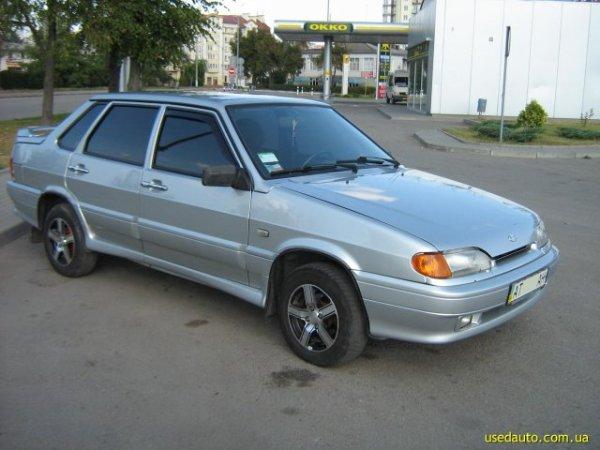 Продажа 2006 ВАЗ 2115 в Ивано-Франковске - Седан. Купить ...