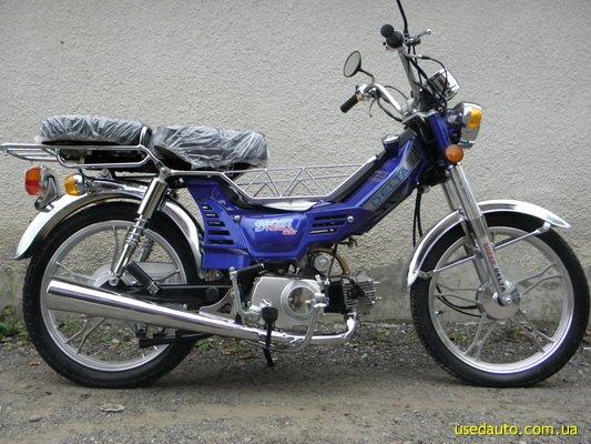 Мотоцикл Дельта Фото