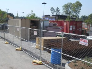 Used Construction Trailers For Jobsite Office Space