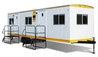 Office Trailers in Houston Texas