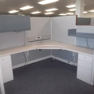 Steelcase 9000 Enhanced Workstation Cubicles. 65 dropping on the wings to 53 70 Available Boston Mass