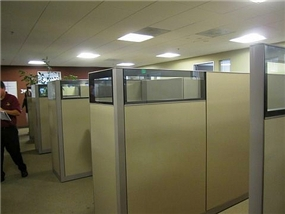 Used Allsteel Terrace Cubicles SanDiego California2