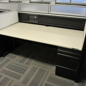 6X3 Knoll Benching Workstations