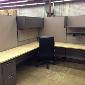 Herman Miller AO2 Used Cubicles3