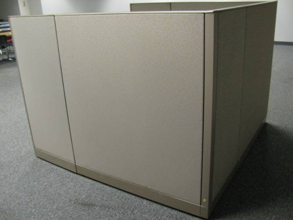 Knoll Morrison 6x6 Cubicles 56H in Chicago Illinois5