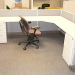 Used Herman Miller AO2 with low panels3