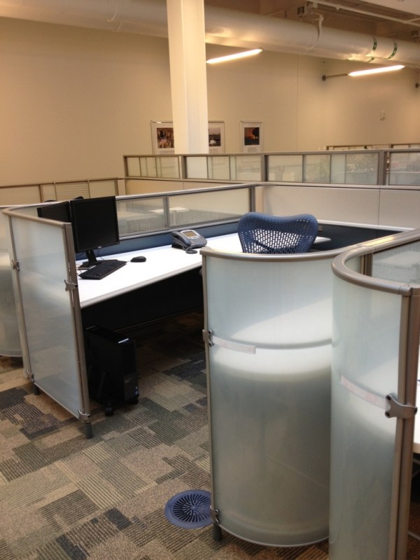 Used Herman Miller My Studio Cubicles 8X8 and 8X102