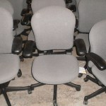 Used Herman Miller Reaction Chairs1