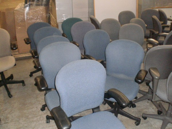Used Herman Miller Reaction Chairs4