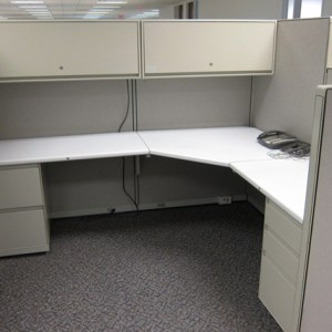 Used Steelcase 9000 Cubicles in Atlanta1