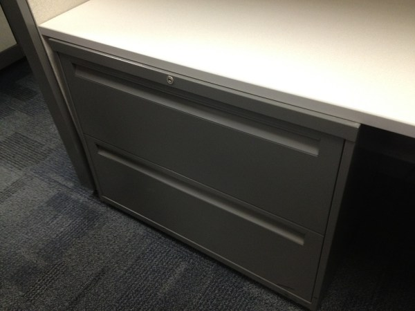 Used Steelcase Answer 6x84