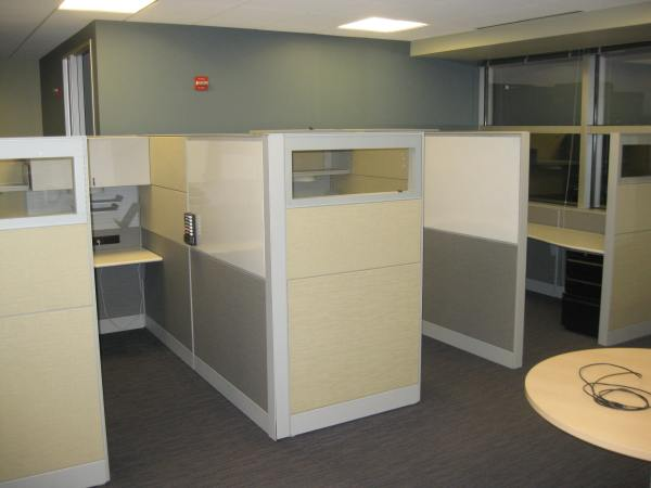 Pre owned Teknion 6x8 Workstations2