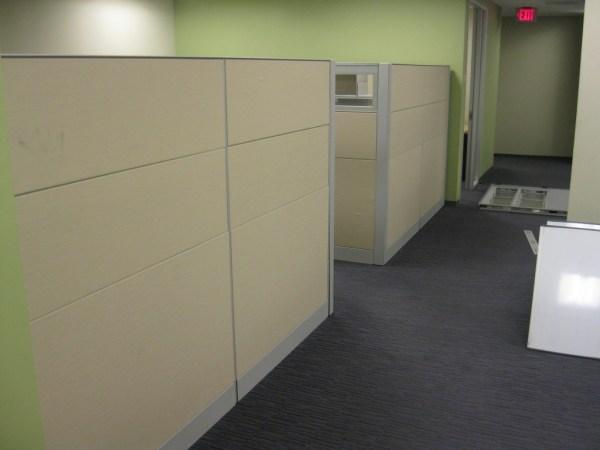 Teknion 6x8 cubicles