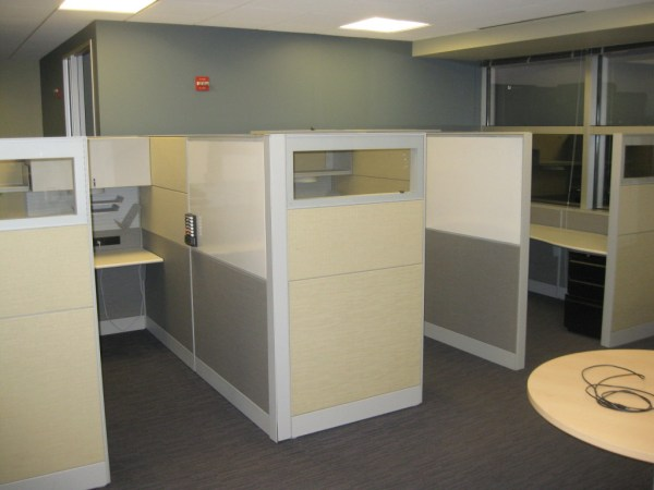 Teknion 6x8 cubicles2