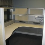 Teknion 6×8 cubicles5
