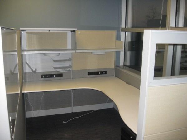 Teknion 6x8 cubicles8