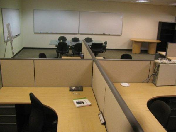 Used Knoll Dividends Cubicles4