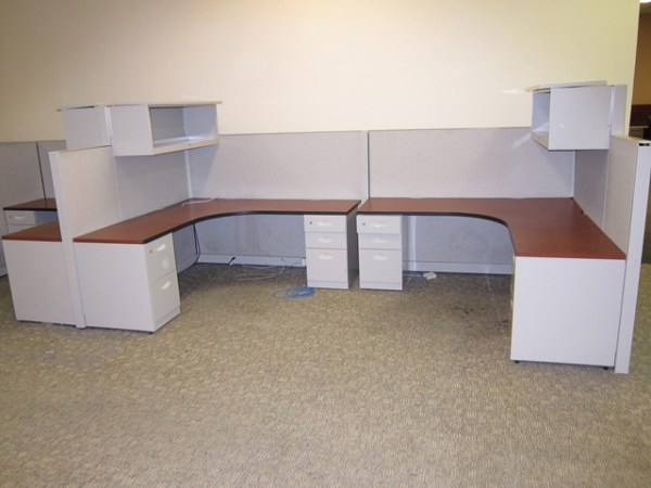 Used Steelcase Answer 6x6 Cubicles in Atlanta2