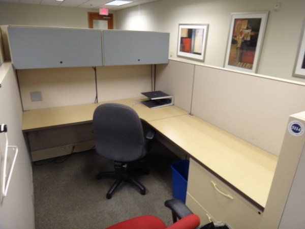 Used Herman Miller Q Workstations 6x6 or 6x82