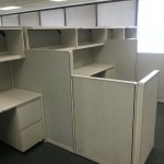 8X6 Pre Owned Steelcase Cubicles1