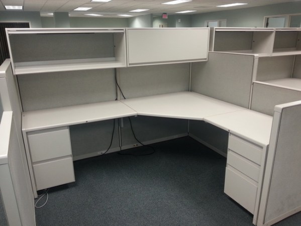 8X6 Pre Owned Steelcase Cubicles4