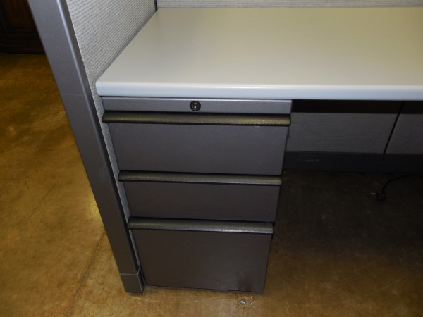 Like New Knoll Morrison Workstations 6X86