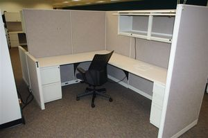 Used Kimball Cubicles 6X8 or 6X61