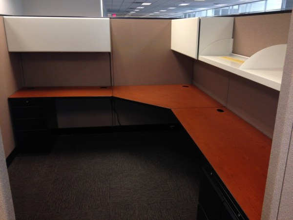 Allsteel Concensys Cubicles In Dallas2