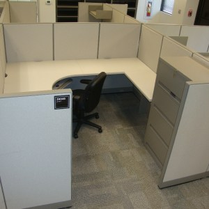 Used Steelcase 9000 Enhanced Cubicles3
