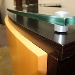 Used Reception Desk Custom Built3