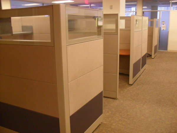 Teknion Leverage Cubicles Priced to Sell3