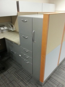 Steelcase Answer Cubicles 8X64