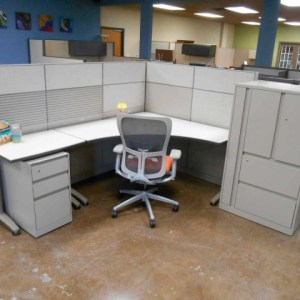 Steelcase Montage Cubicles