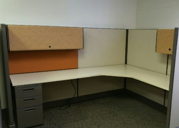 Herman Miller AO2 6x8 and 8x6 cubicles